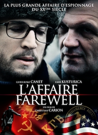 Affiche du film L affaire Farewell