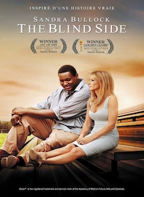 Affiche du film THE BLIND SIDE