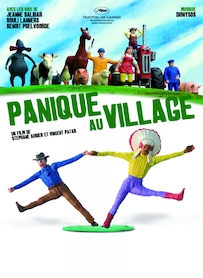 Affiche du film PANIQUE AU VILLAGE