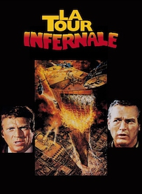 Affiche du film La tour infernale