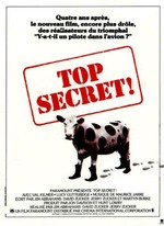 TOP SECRET (JIM ABRAHAM et DAVID ZUCKER - 1984)