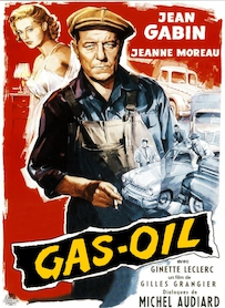 Affiche du film GAS-OIL