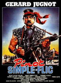 Affiche du film PINOT SIMPLE-FLIC