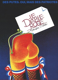 Affiche du film LE DIABLE ROSE