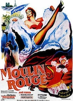 MOULIN ROUGE DE JOHN HUSTON