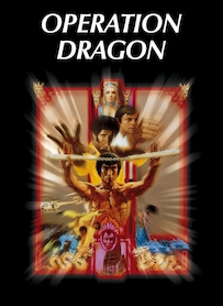 Affiche du film OPERATION DRAGON