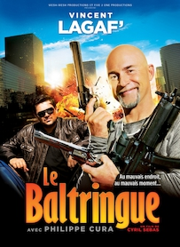 Affiche du film LE BALTRINGUE