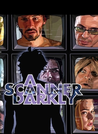 Affiche du film SCANNER DARKLY