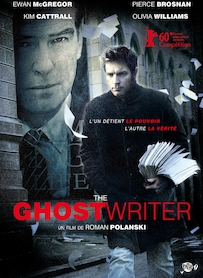 Affiche du film THE GHOST WRITER