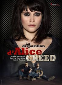 Affiche du film LA DISPARITION D ALICE CREED