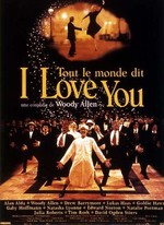 TOUT LE MONDE DIT I LOVE YOU DE WOODY ALLEN (EVERYBODY SAYS I LOVE YOU, 1996)