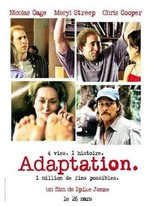 ADAPTATION. DE CHARLIE KAUFMAN (2002)