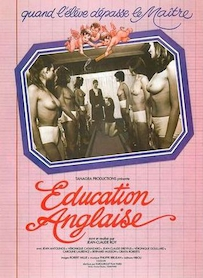 Affiche du film Education anglaise
