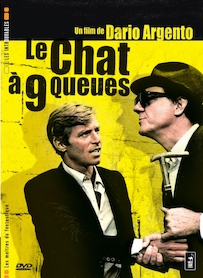 Affiche du film LE CHAT À NEUF QUEUES