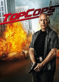 Affiche du film TOP COPS