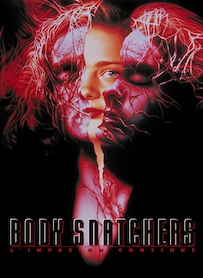 Affiche du film BODY SNATCHERS, L INVASION CONTINUE