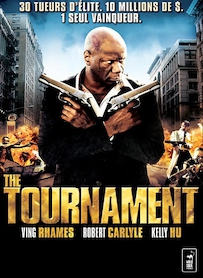 Affiche du film The Tournament