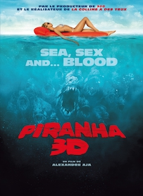Affiche du film Piranha 3D (VERSION 2D)