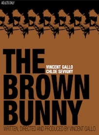 Affiche du film BROWN BUNNY