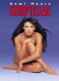 Affiche du film Strip-tease