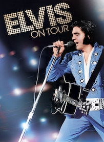 Affiche du film ELVIS ON TOUR
