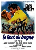 LE ROCK DU BAGNE DE RICHARD THORPE (JAILHOUSE ROCK, 1957)