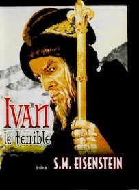 Affiche du film Ivan le Terrible