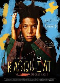 Affiche du film Jean-Michel Basquiat : The Radiant Child