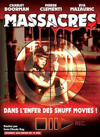 Affiche du film MASSACRES