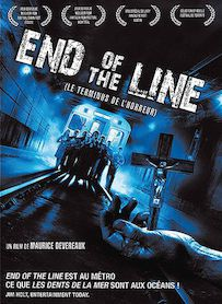 Affiche du film END OF THE LINE