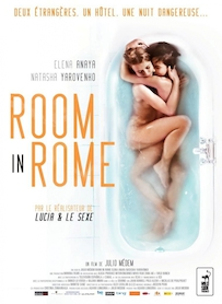 Affiche du film ROOM IN ROME