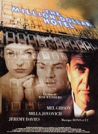 Affiche du film THE MILLION DOLLAR HOTEL