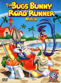 Affiche du film LE FILM POURSUITE, BUGS BUNNY ROAD RUNNER
