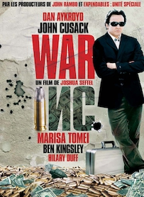 Affiche du film WAR, INC.