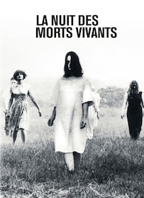 Affiche du film LA NUIT DES MORTS VIVANTS