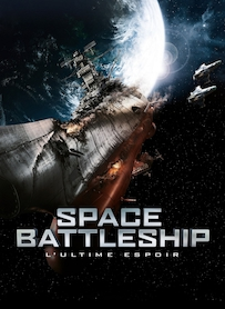 Affiche du film Space Battleship