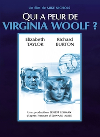 Affiche du film QUI A PEUR DE VIRGINIA WOOLF ?