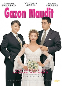 Affiche du film Gazon maudit