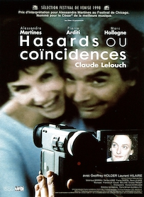 Affiche du film Hasards ou coïncidences