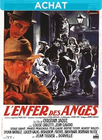 Affiche du film L ENFER DES ANGES