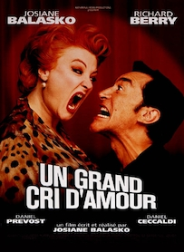 Affiche du film Un grand cri d amour
