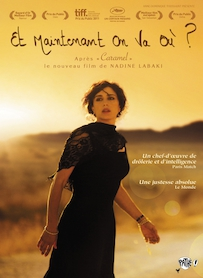 Affiche du film ET MAINTENANT ON VA OÙ ?