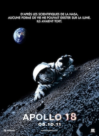 Affiche du film Apollo 18
