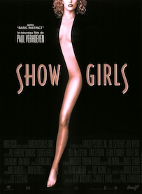 Affiche du film SHOWGIRLS