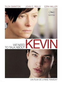 Affiche du film WE NEED TO TALK ABOUT KEVIN