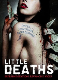 Affiche du film LITTLE DEATHS