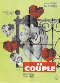 Affiche du film UN COUPLE