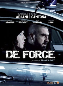 Affiche du film De force