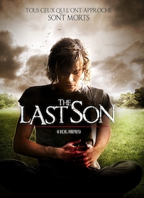 Affiche du film The Last Son : la malédiction