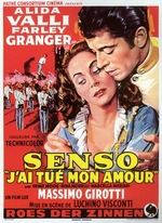 SENSO, DE LUCHINO VISCONTI (1954)